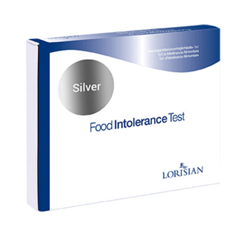 Box of Lorisan Intolerance Test - Silver