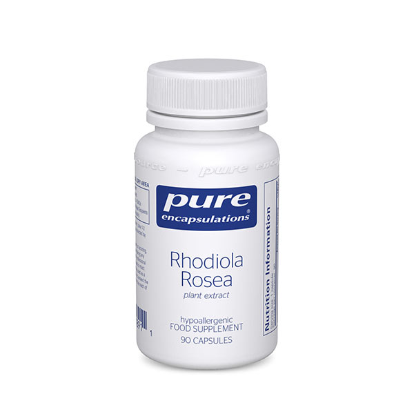 Pure Encapsulation Rhodiola Rosea