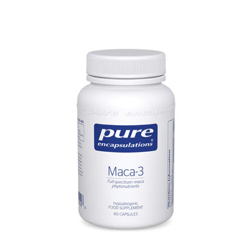 Pure Encapsulation Maca 3