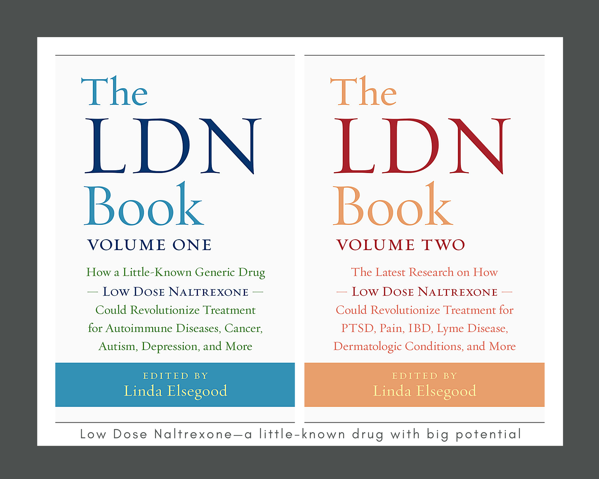LDN Books, Volumes 1 and 2 | Roseway Labs